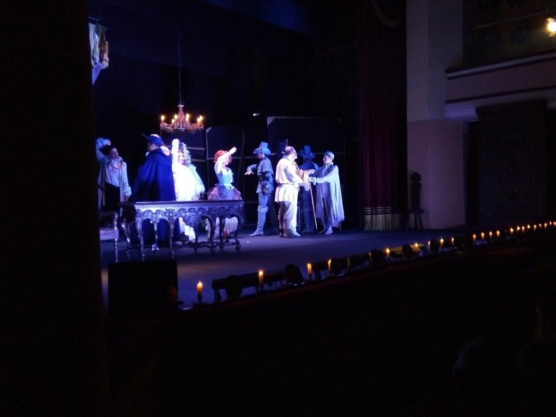 В Мичуринске стартовал фестиваль «На родине Владимира Зельдина», фото-10