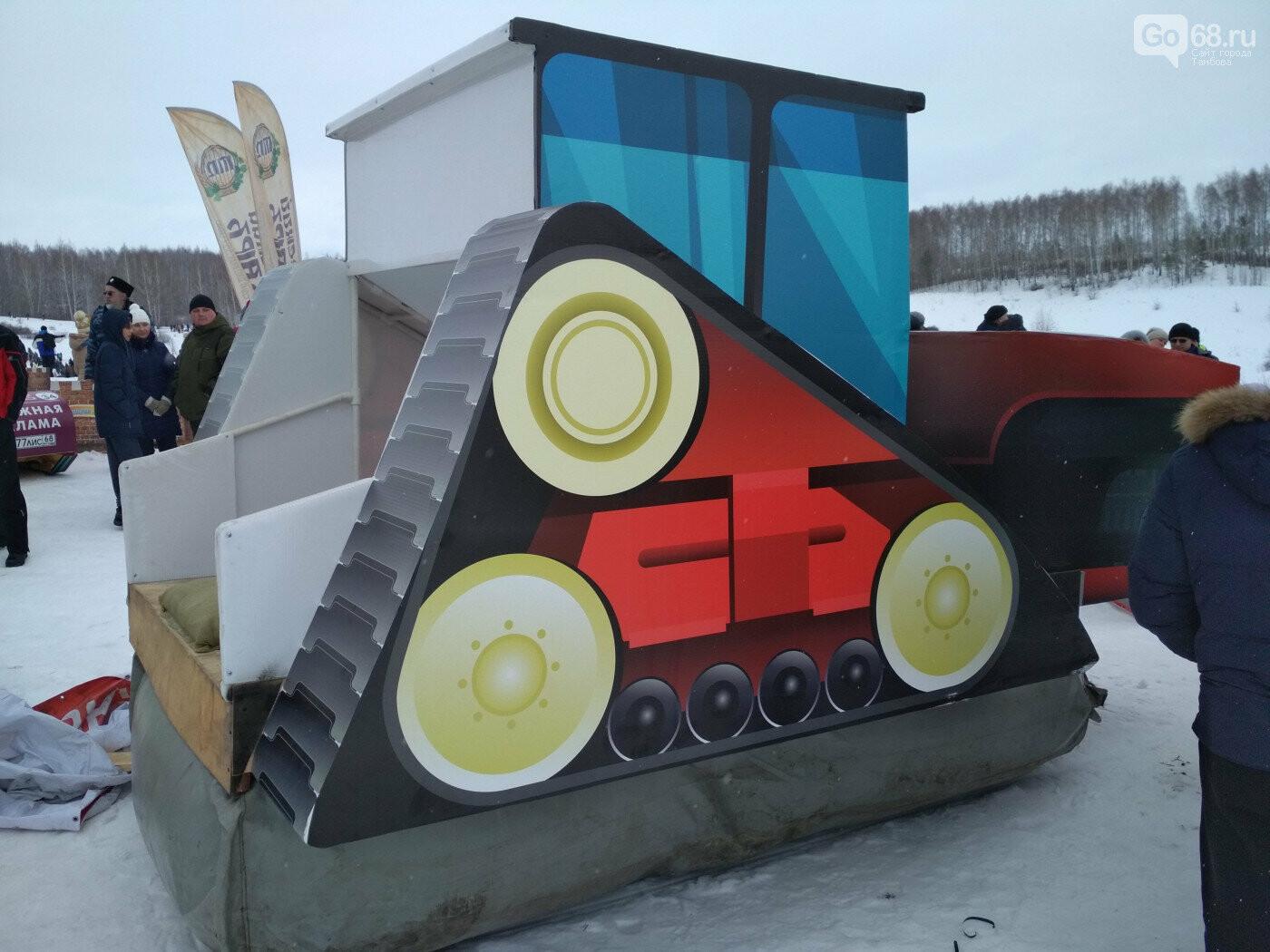 Тракторный биатлон, лазерное шоу и оригинальные сани – тамбовчане уже могут подать заявки на «Лысогорские санки», фото-3