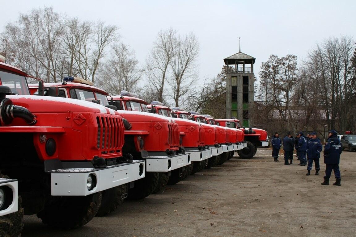 15 новых боевых автомобилей готовы заступить на дежурство тамбовских пожарных, фото-7