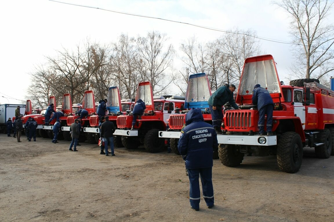 15 новых боевых автомобилей готовы заступить на дежурство тамбовских пожарных, фото-2