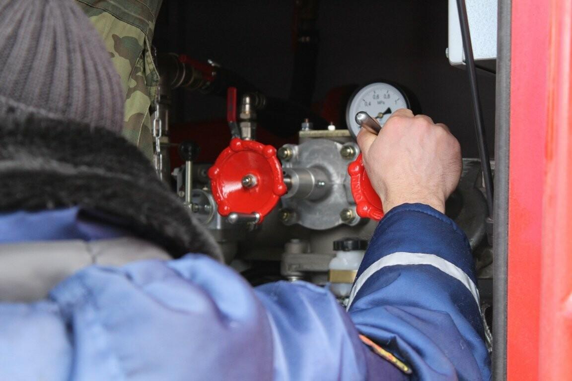 15 новых боевых автомобилей готовы заступить на дежурство тамбовских пожарных, фото-4