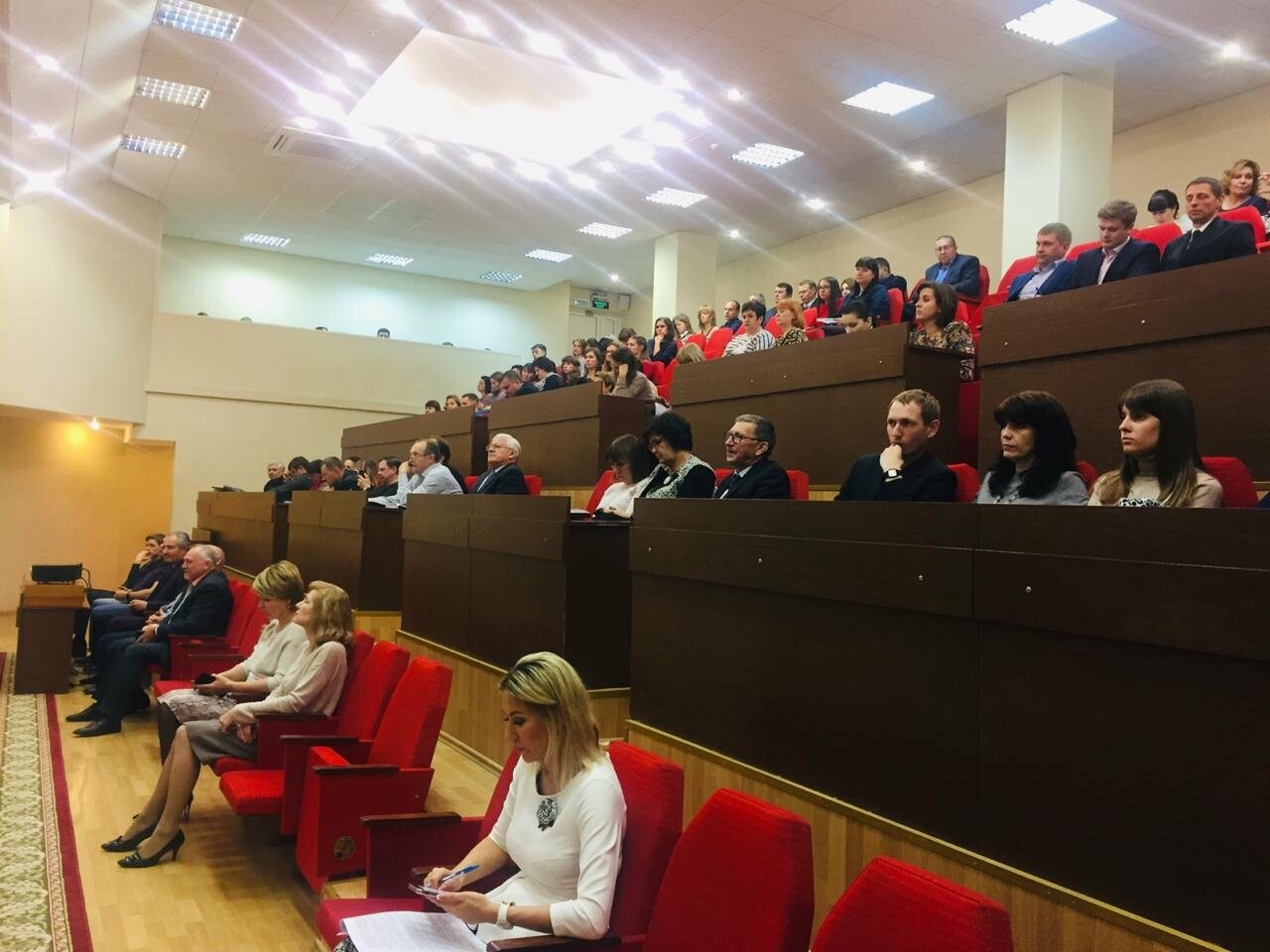 Доцент Тамбовского филиала РАНХиГС участвовала в учебном занятии государственных гражданских служащих области, фото-1