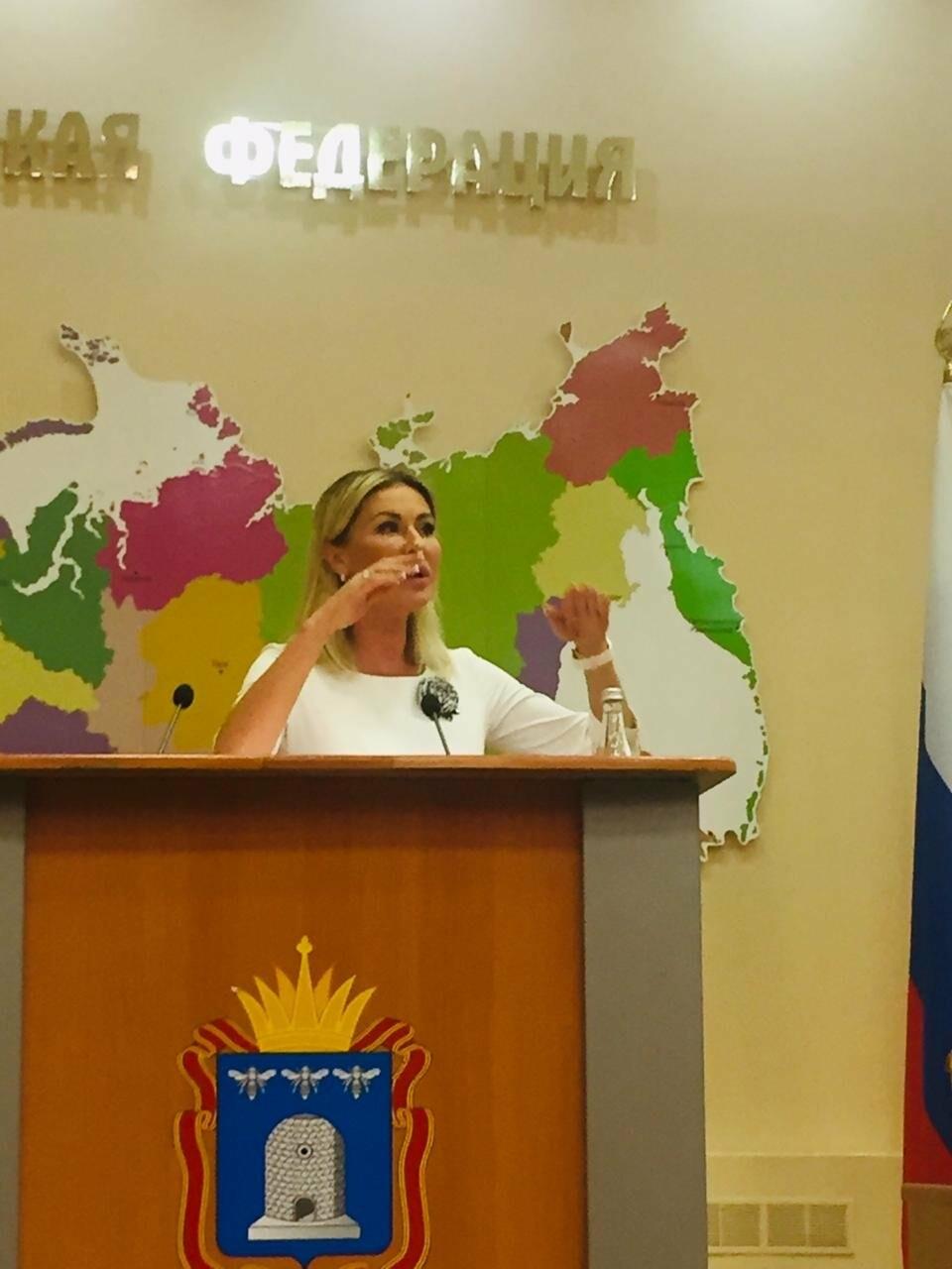 Доцент Тамбовского филиала РАНХиГС участвовала в учебном занятии государственных гражданских служащих области, фото-2