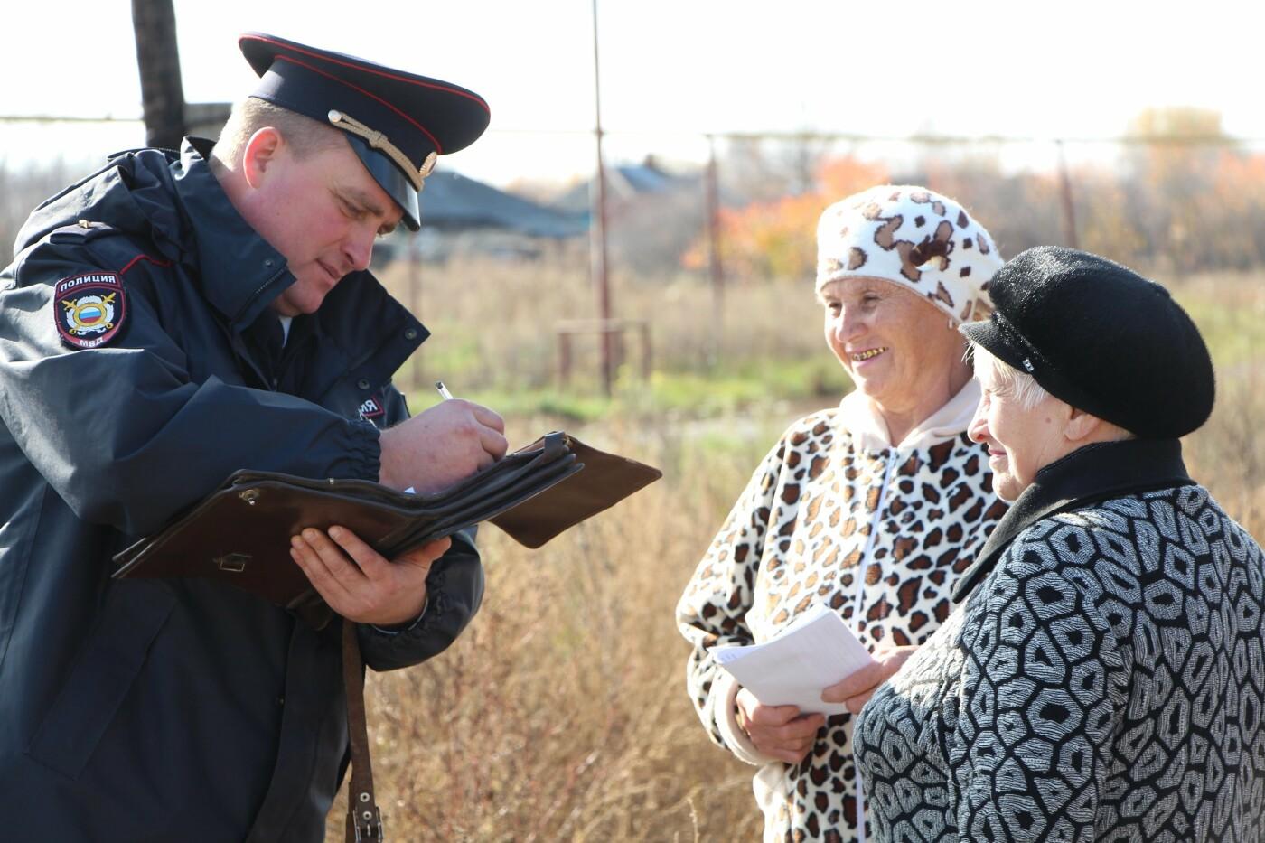 Тамбовчанин Михаил Минаев претендует на звание лучшего участкового страны, фото-3