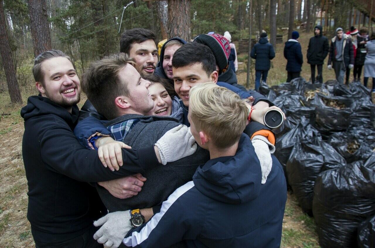 Студенты Тамбовского филиала РАНХиГС приняли участие в «Школе молодого бойца», фото-1