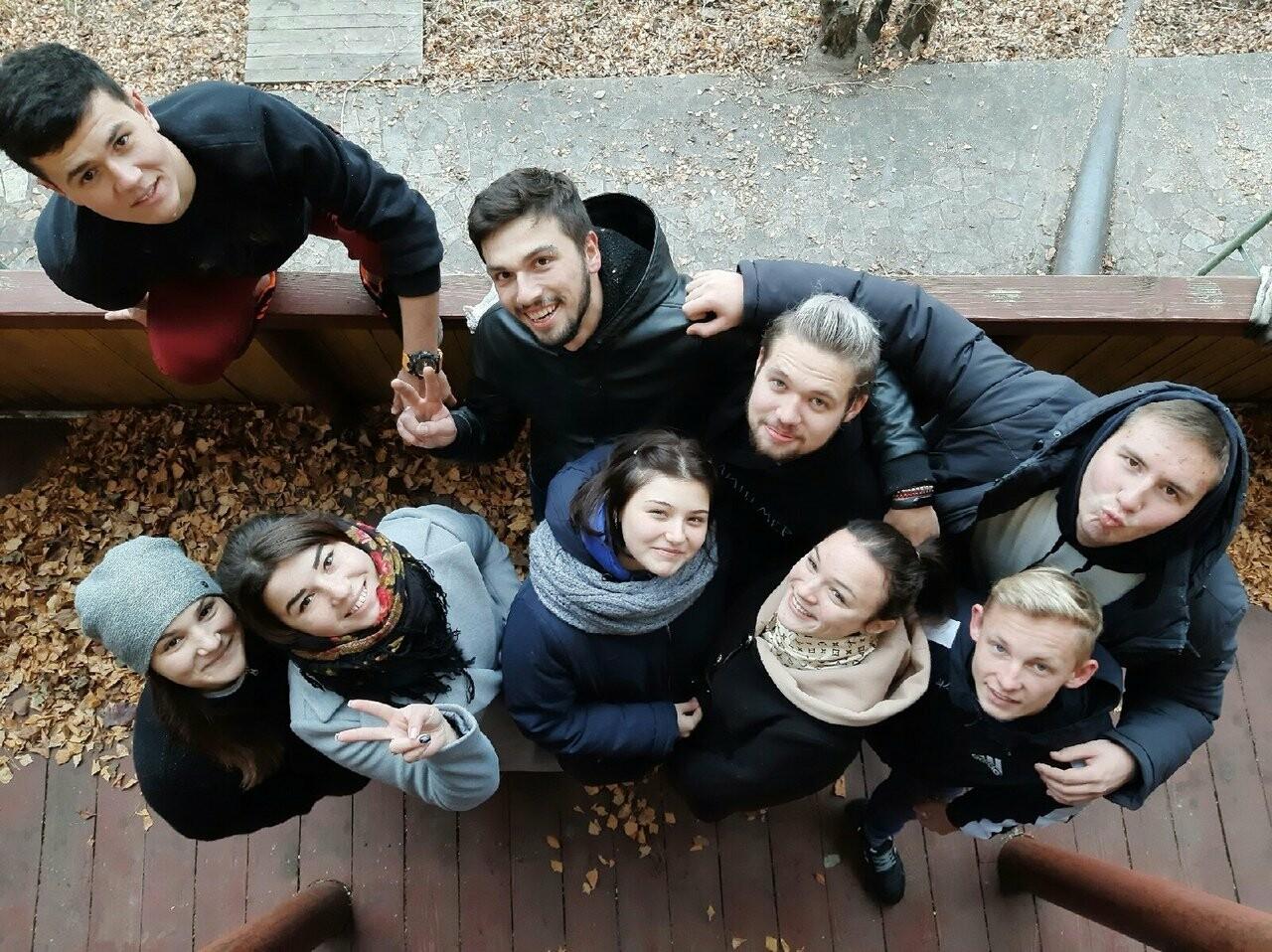 Студенты Тамбовского филиала РАНХиГС приняли участие в «Школе молодого бойца», фото-4