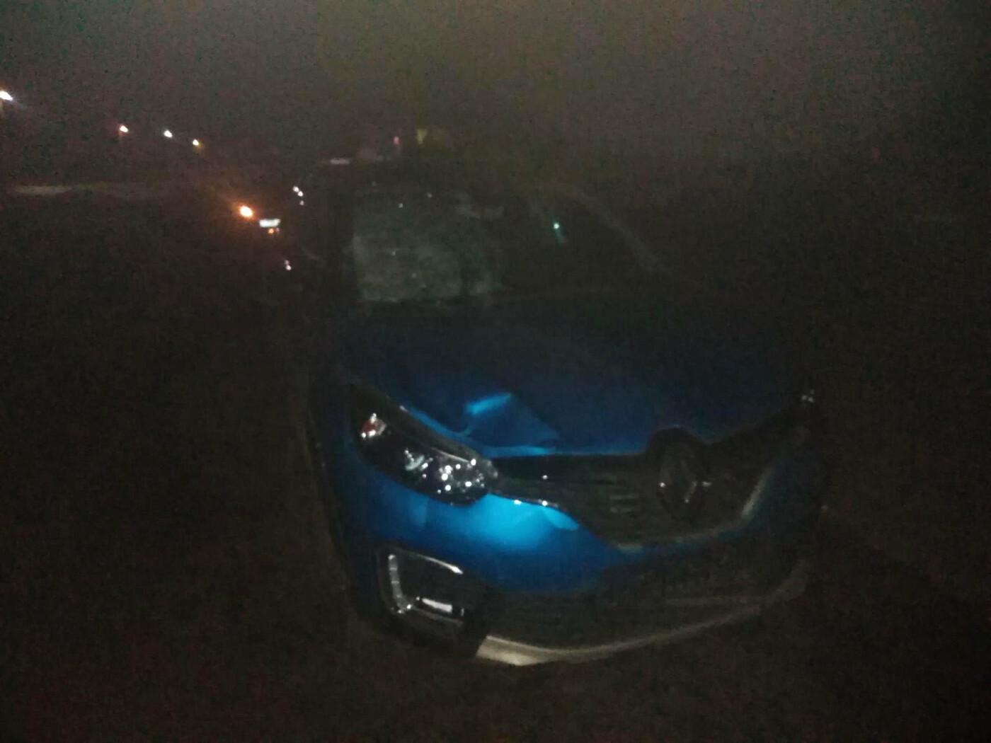 В Тамбовском районе девушка за рулём кроссовера насмерть сбила мужчину, фото-1