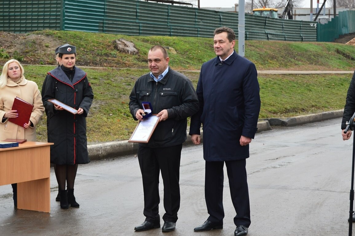 Проезд разрешен! На железнодорожной станции Тамбов после капитального ремонта открыли путепровод, фото-3