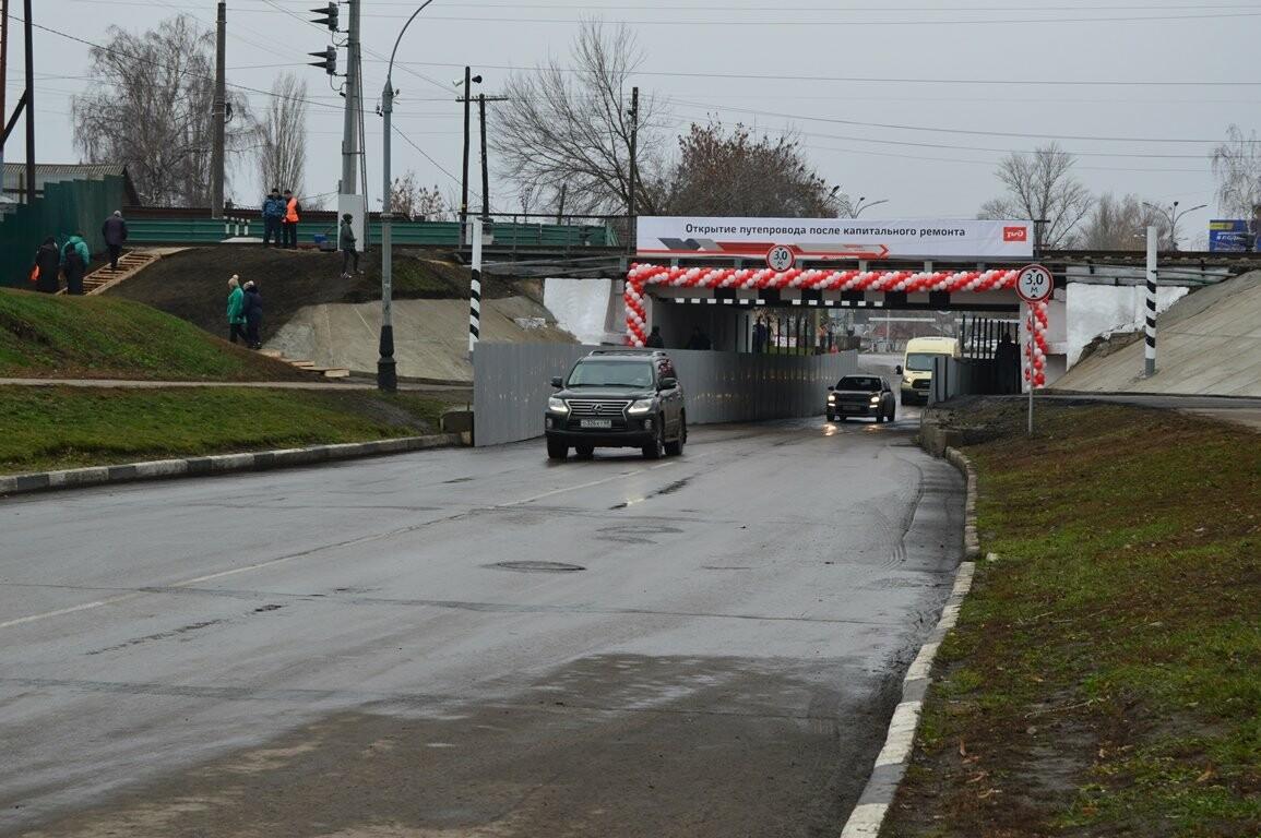 Проезд разрешен! На железнодорожной станции Тамбов после капитального ремонта открыли путепровод, фото-4