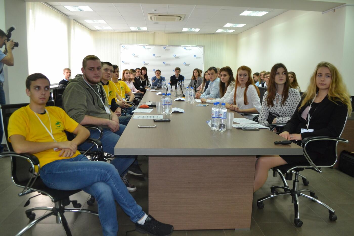 В Тамбовской области провели международный чемпионат «Global Management Challenge», фото-4