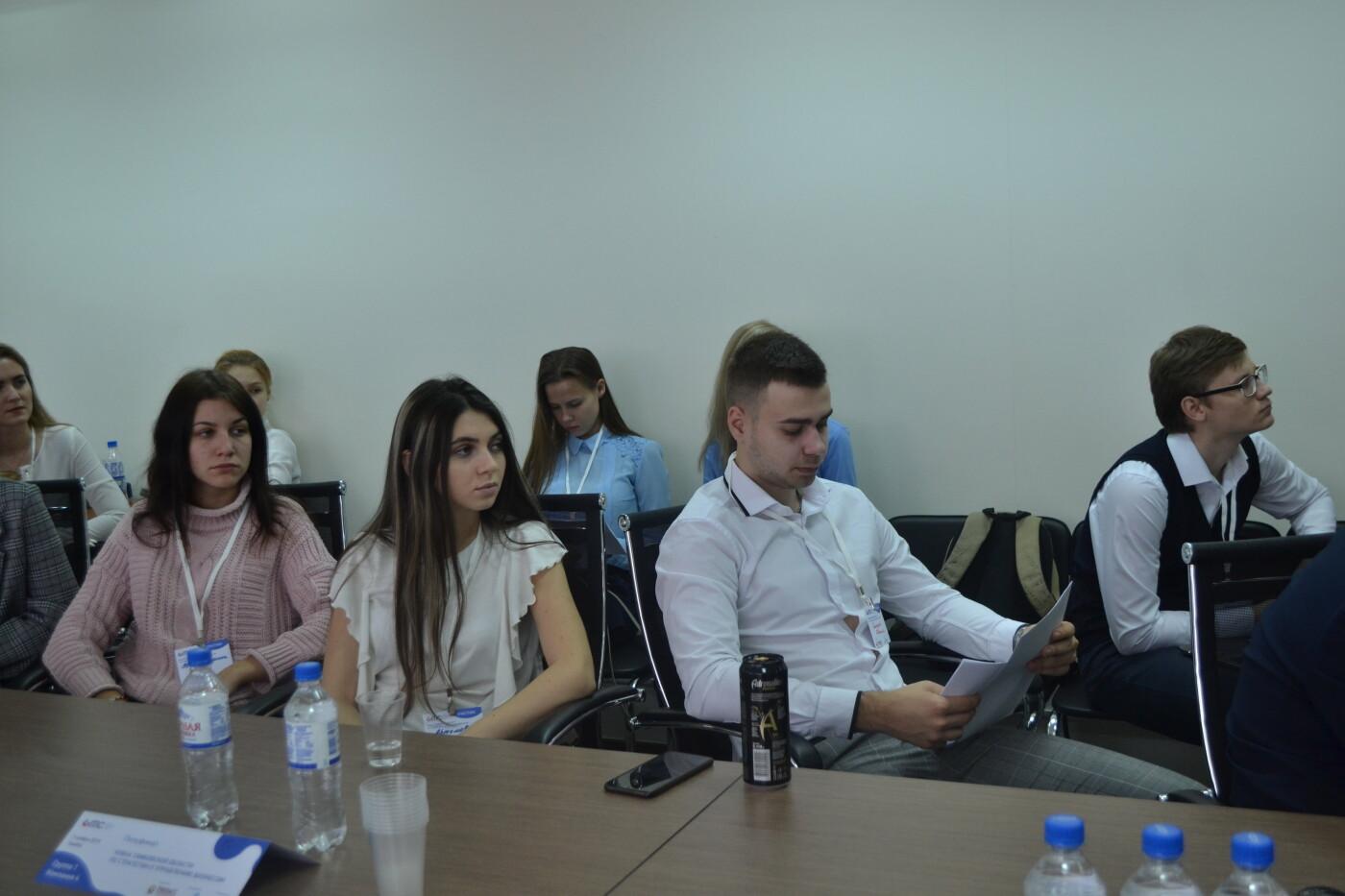 В Тамбовской области провели международный чемпионат «Global Management Challenge», фото-1