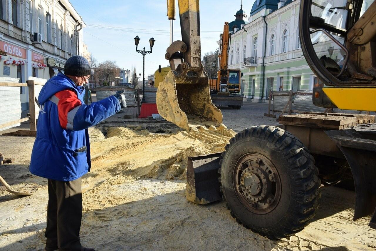 В Тамбове на Коммунальной завершили ремонтные работы на обвалившемся коллекторе, фото-4