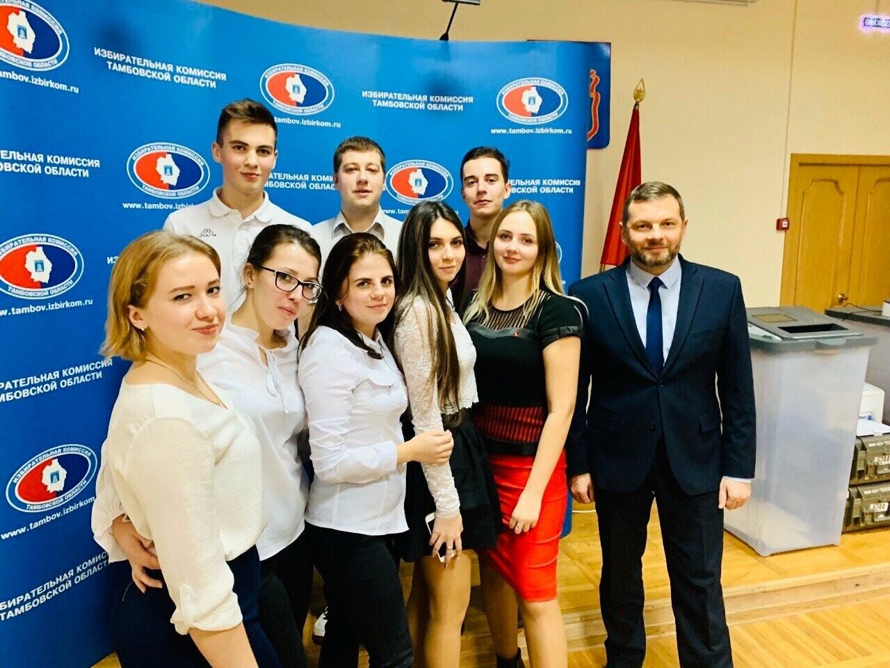 Студенты Тамбовского филиала Президентской Академии приняли участие в дебатах, фото-2