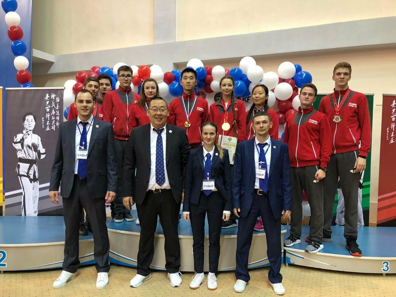 11 тамбовских спортсменов выступят в составе сборной России по тхэквон-до, фото-7