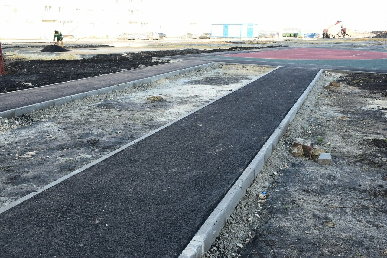 Глава Тамбова проверила ход строительства новых микрорайонов на севере города, фото-1