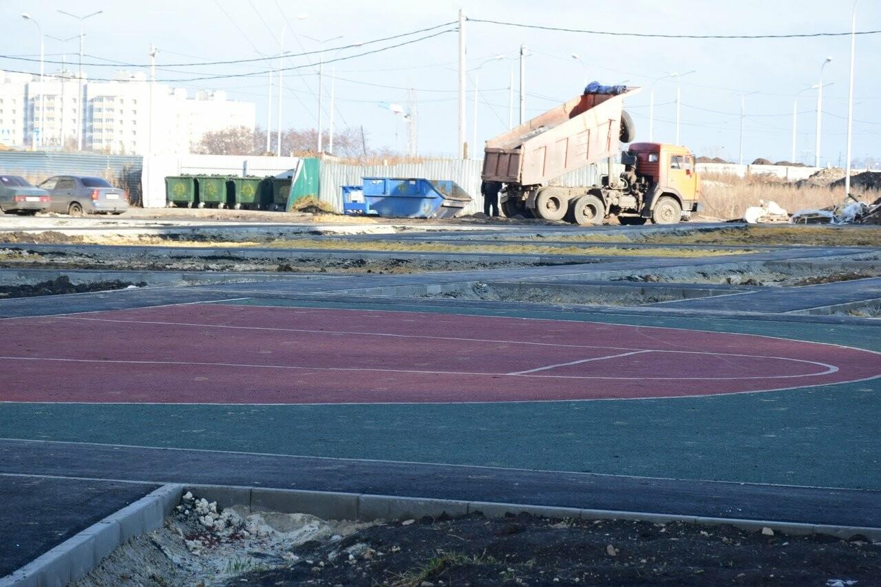 Глава Тамбова проверила ход строительства новых микрорайонов на севере города, фото-6