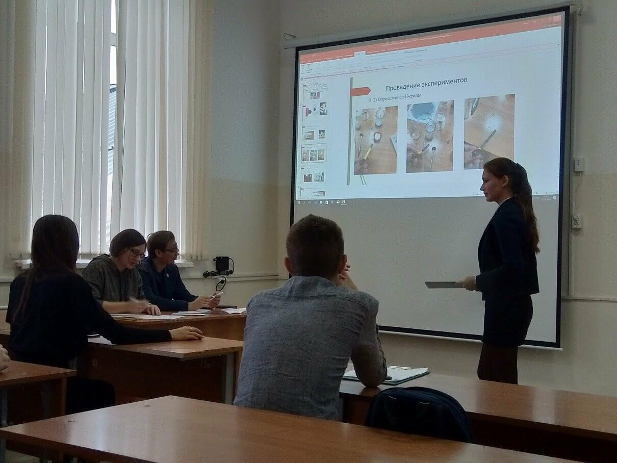 В ТГУ имени Державина провели конкурс для школьников «Постигая науку», фото-3