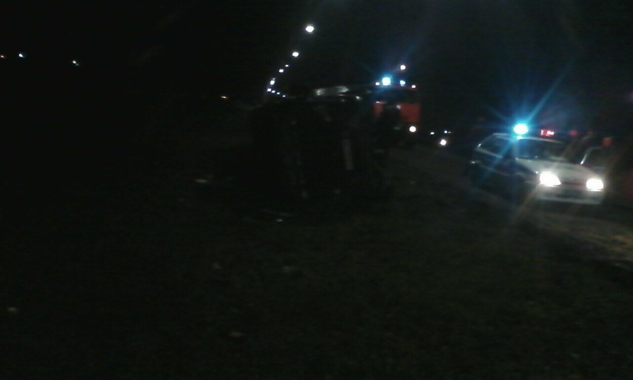 Страшное ДТП в Тамбовской области: опрокинулась маршрутка – 10 человек пострадали, фото-1