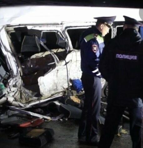 Страшное ДТП в Тамбовской области: опрокинулась маршрутка – 10 человек пострадали, фото-2