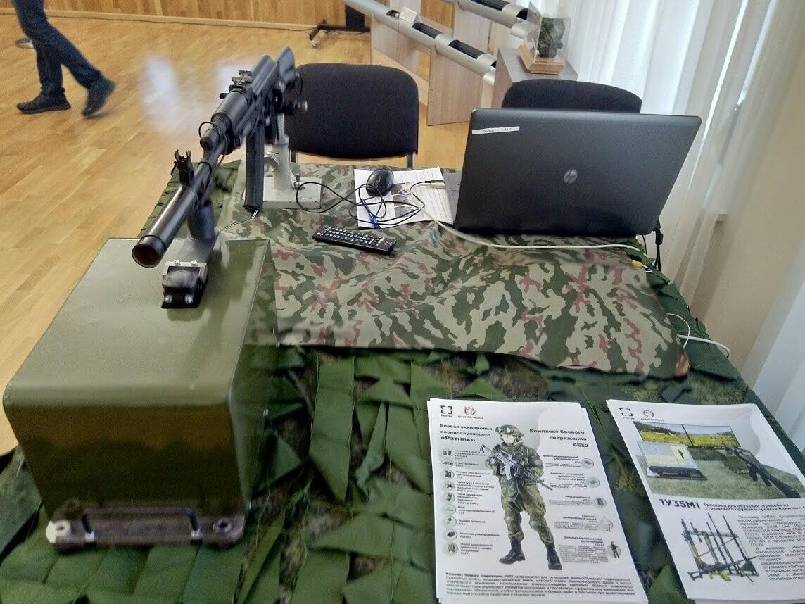 От пулеметных патронов до перспективных ракет: в Тамбове показали современные боеприпасы, фото-1