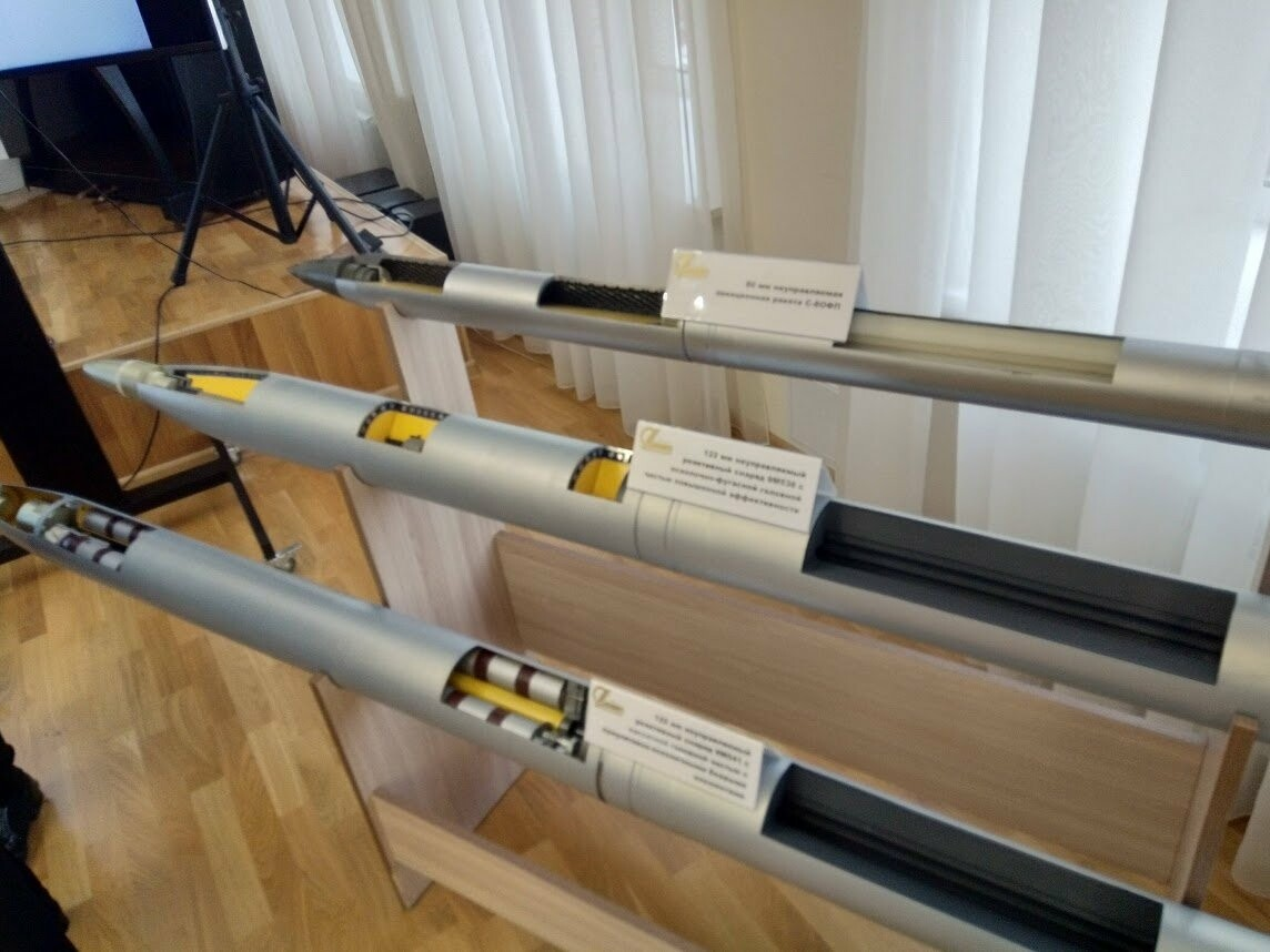 От пулеметных патронов до перспективных ракет: в Тамбове показали современные боеприпасы, фото-4