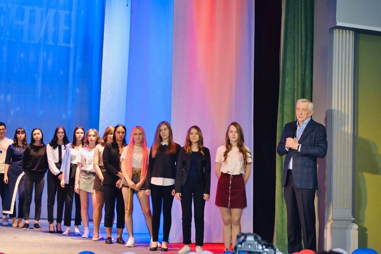 В Тамбовском филиале РАНХиГС состоялось посвящение первокурсников в студенты, фото-4