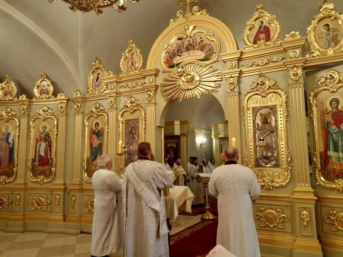 В Тамбов привезли частицу пояса Пресвятой Богородицы, фото-8