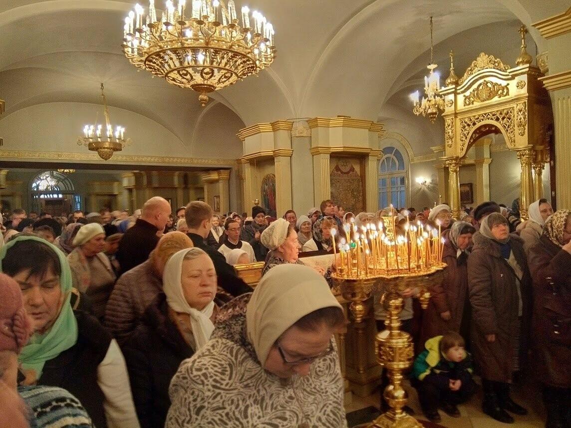 В Тамбов привезли частицу пояса Пресвятой Богородицы, фото-9
