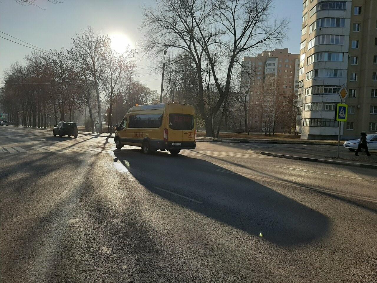 Пешеходные переходы под надзором ГИБДД. В Тамбове провели тематический рейд, фото-2