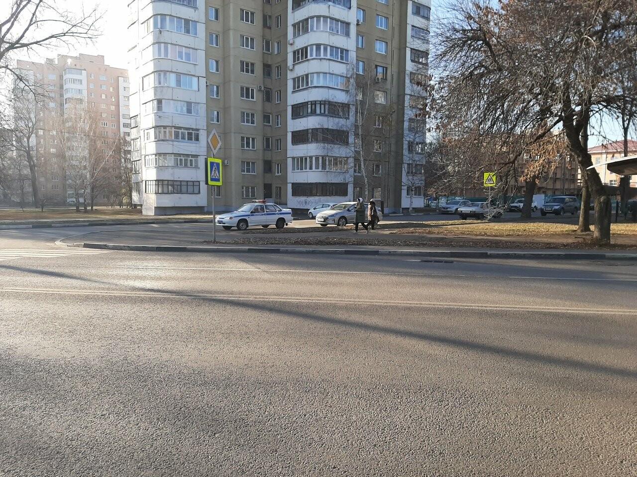 Пешеходные переходы под надзором ГИБДД. В Тамбове провели тематический рейд, фото-3