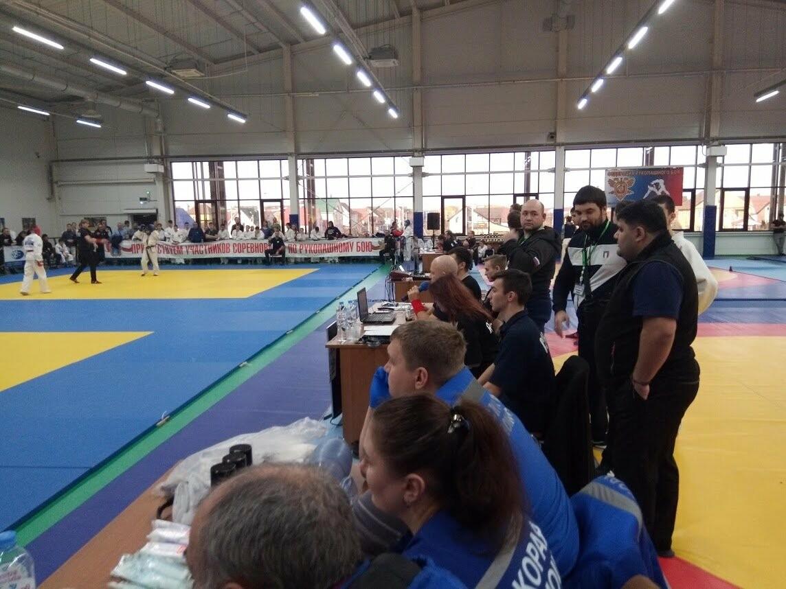 В Тамбове стартовали всероссийские соревнования по рукопашному бою, фото-1