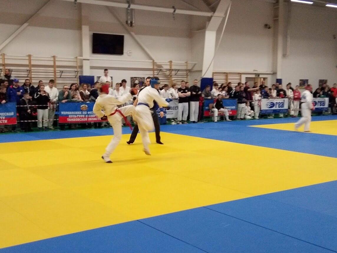 В Тамбове стартовали всероссийские соревнования по рукопашному бою, фото-2
