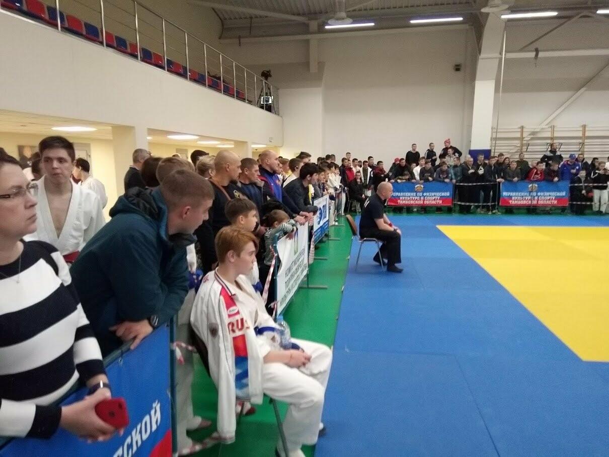 В Тамбове стартовали всероссийские соревнования по рукопашному бою, фото-3