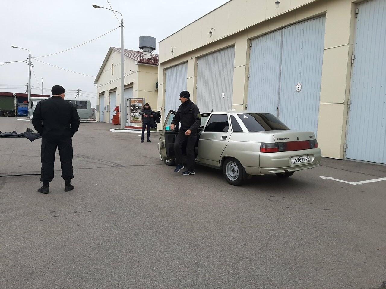 Постреляли и покатались на машине: как сотрудники тамбовских ЧОПов «выясняли отношения», фото-2