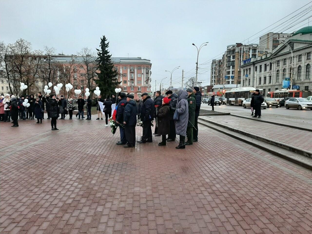 В Тамбове состоялся митинг, посвящённый подвигу Зои Космодемьянской, фото-1