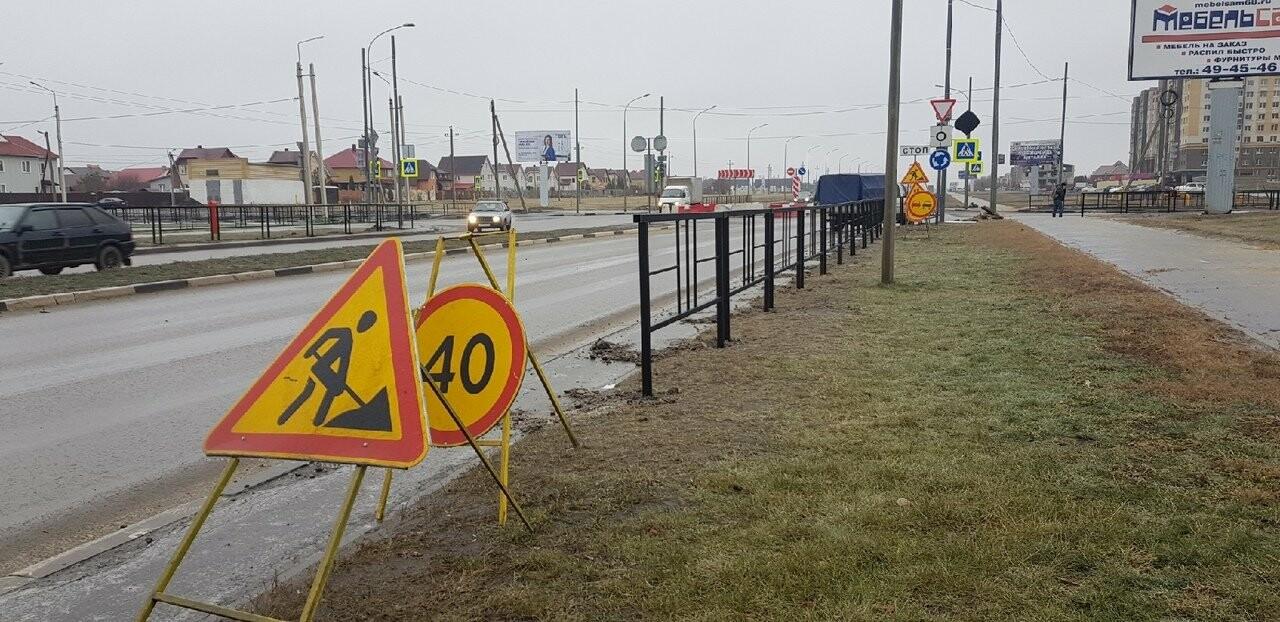 На севере Тамбова установили светофоры вместо разворотного кольца, фото-2