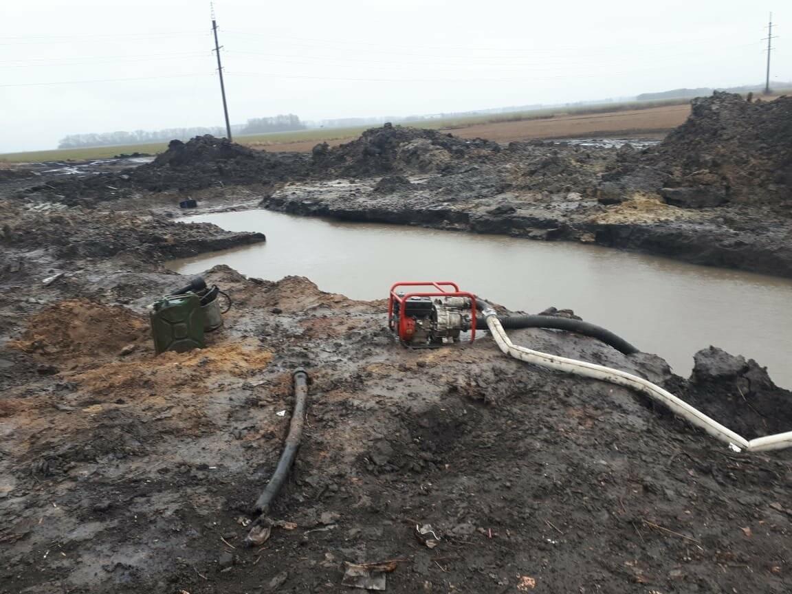 На севере Тамбова крупная авария на водоводе, фото-6