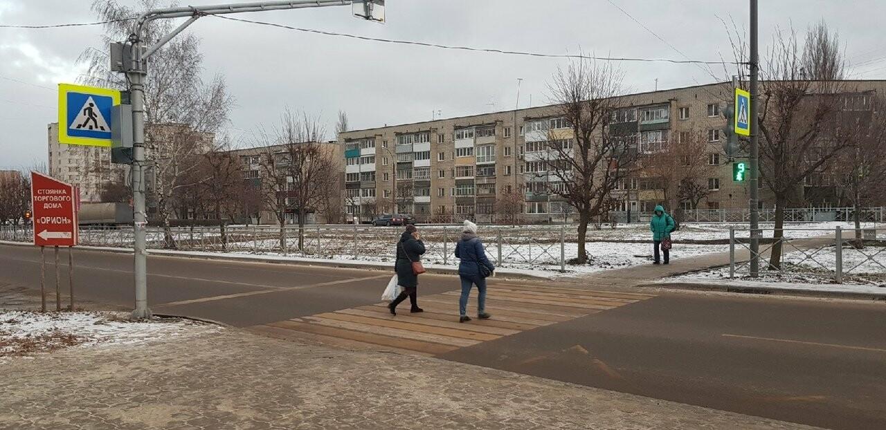 В Тамбове на улице Магистральной начали работать новые светофоры, фото-1