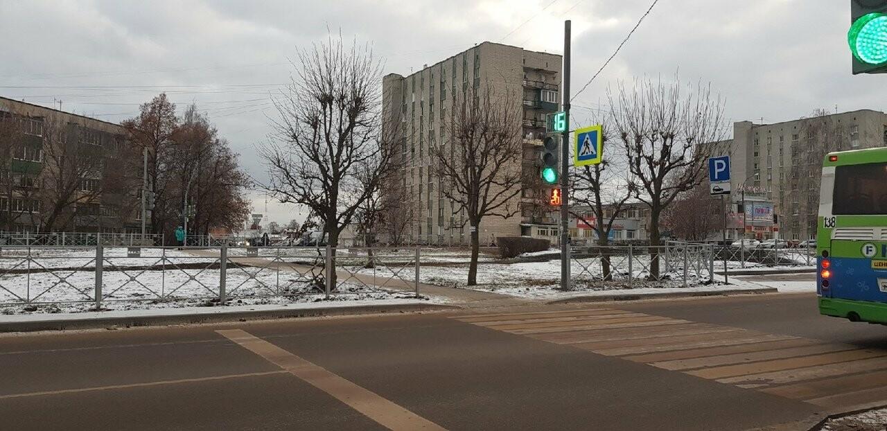 В Тамбове на улице Магистральной начали работать новые светофоры, фото-2