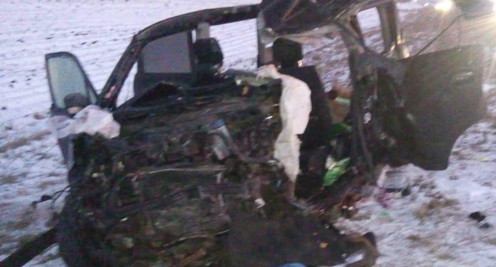 Один человек погиб и двое серьезно пострадали в ДТП на трассе Воронеж-Тамбов, фото-1