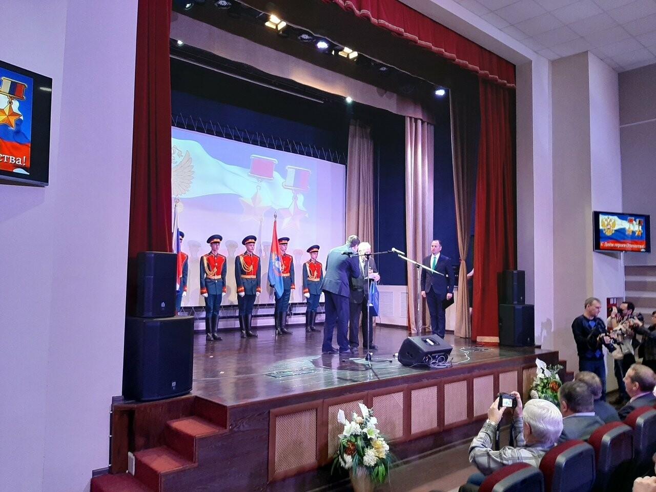 В Тамбове отметили День Героев Отечества, фото-3