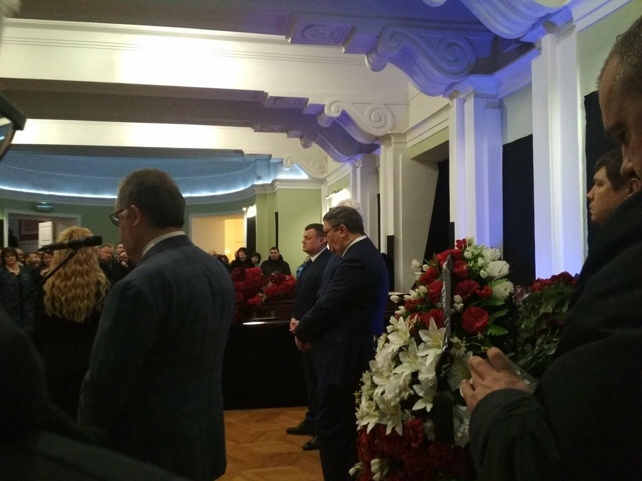 Скорбный день: в Тамбовской области простились с вице-губернатором Глебом Чулковым, фото-2