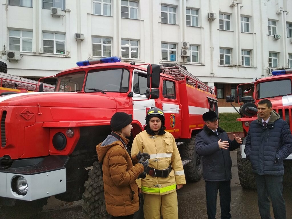 15 новых пожарных машин заступили на боевое дежурство в Тамбовской области, фото-3