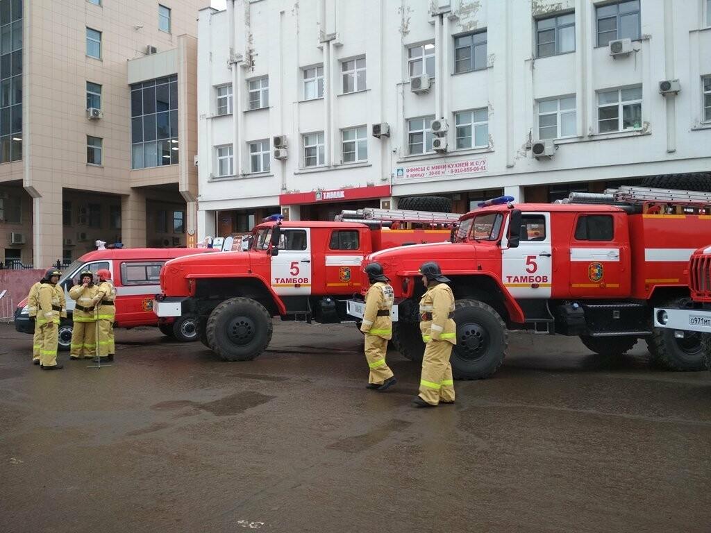 15 новых пожарных машин заступили на боевое дежурство в Тамбовской области, фото-5