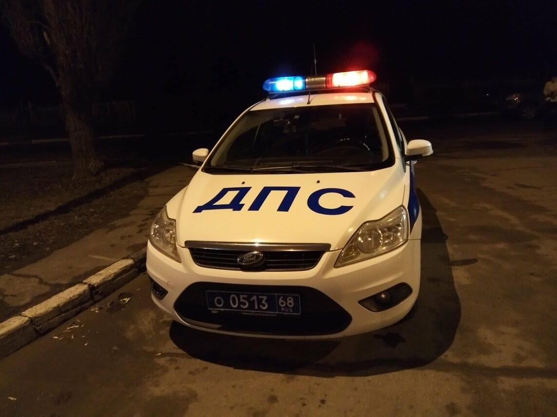 Тамбовские инспекторы вышли в рейд по нетрезвым водителям, фото-3