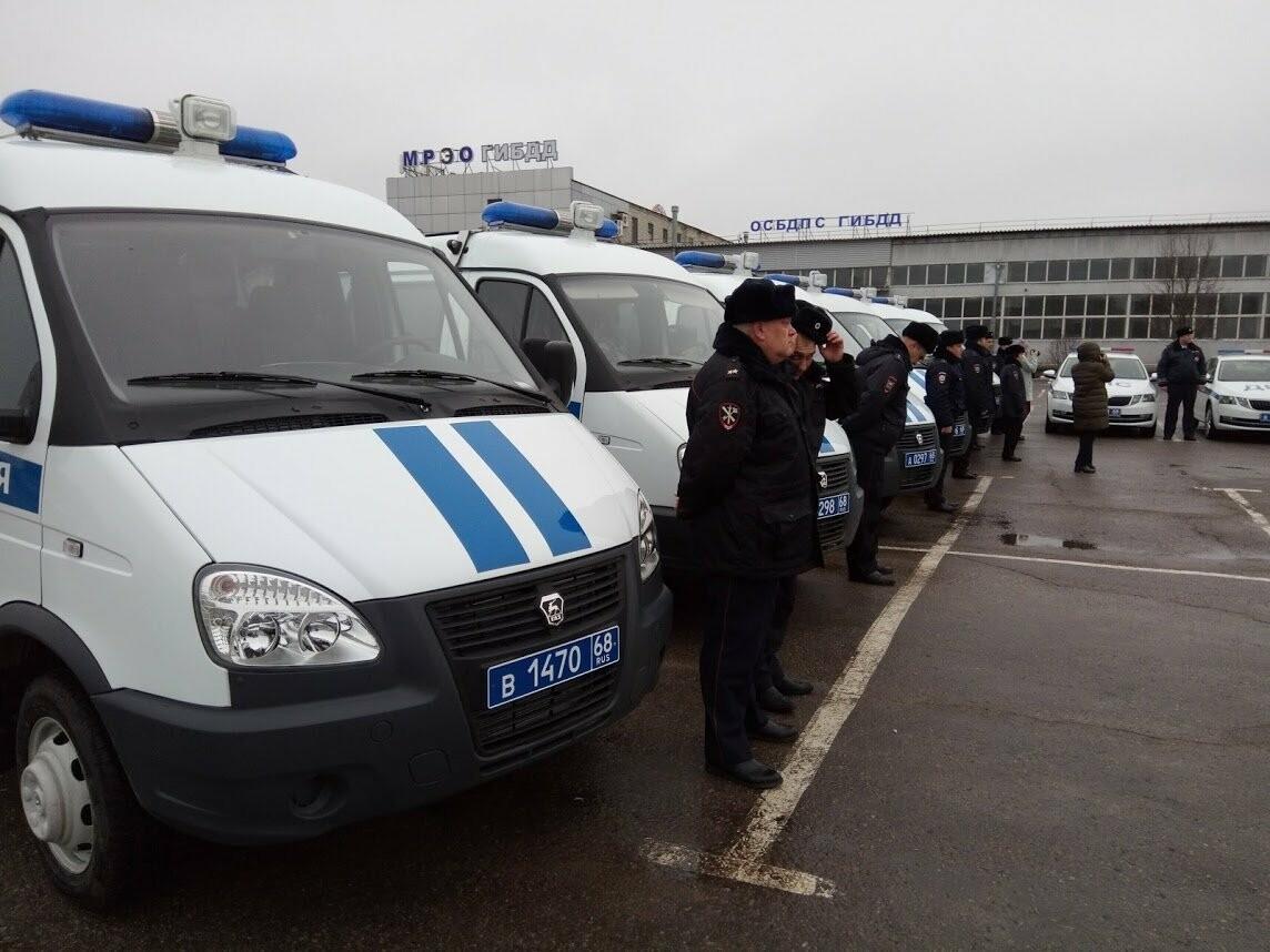 Тамбовские полицейские получили 22 новых служебных машины , фото-2