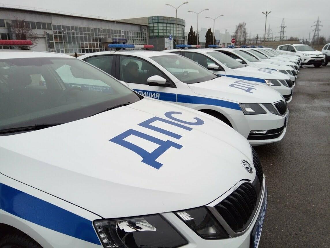 Тамбовские полицейские получили 22 новых служебных машины , фото-7
