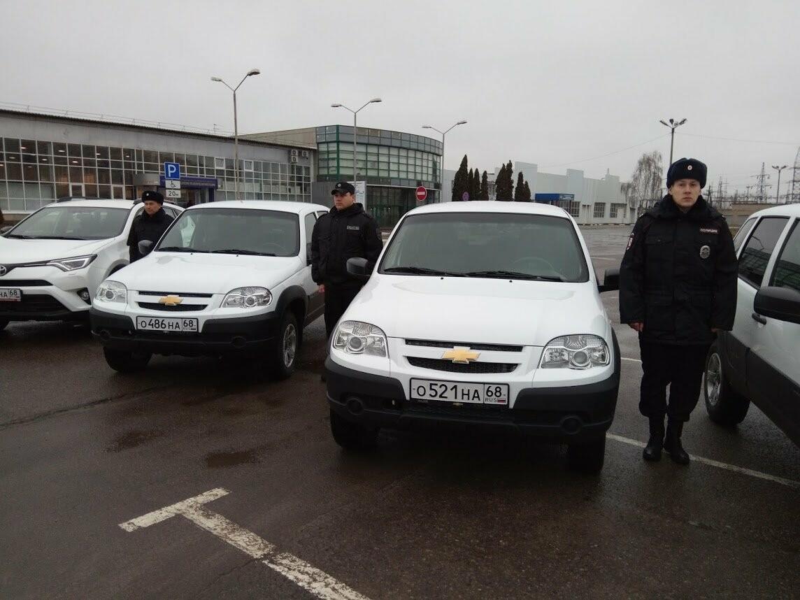 Тамбовские полицейские получили 22 новых служебных машины , фото-6