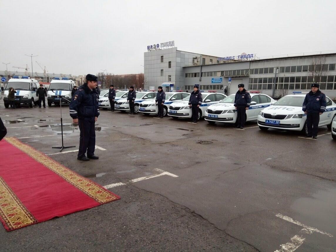 Тамбовские полицейские получили 22 новых служебных машины , фото-3