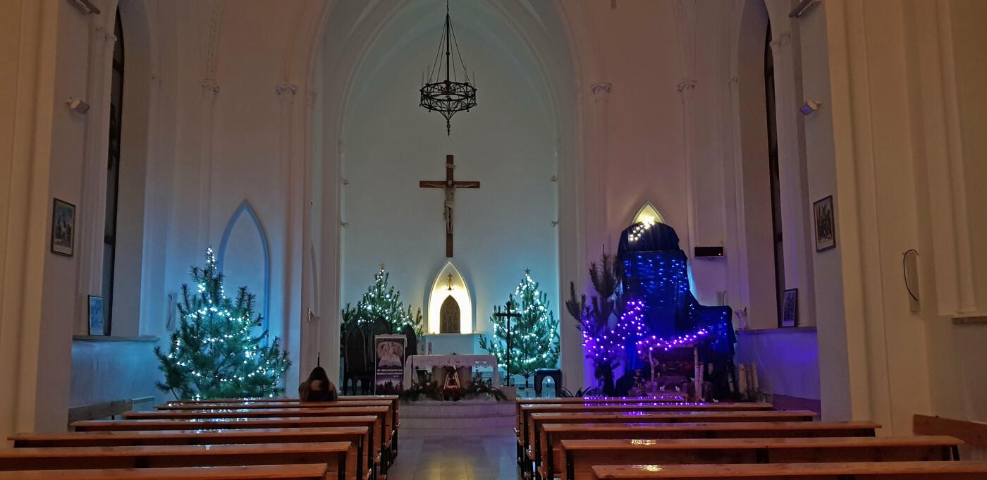 В Тамбове католики встретили Рождество Христово, фото-5
